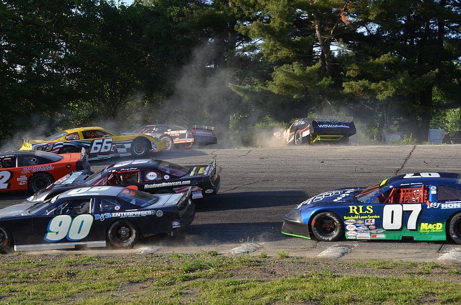 Hudson Speedway New Hampshire
