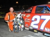 Wayne Helliwell Jr comes out victorous in the GSPSS race at Riverside using his ACT Late Model with only changing tires, spolie