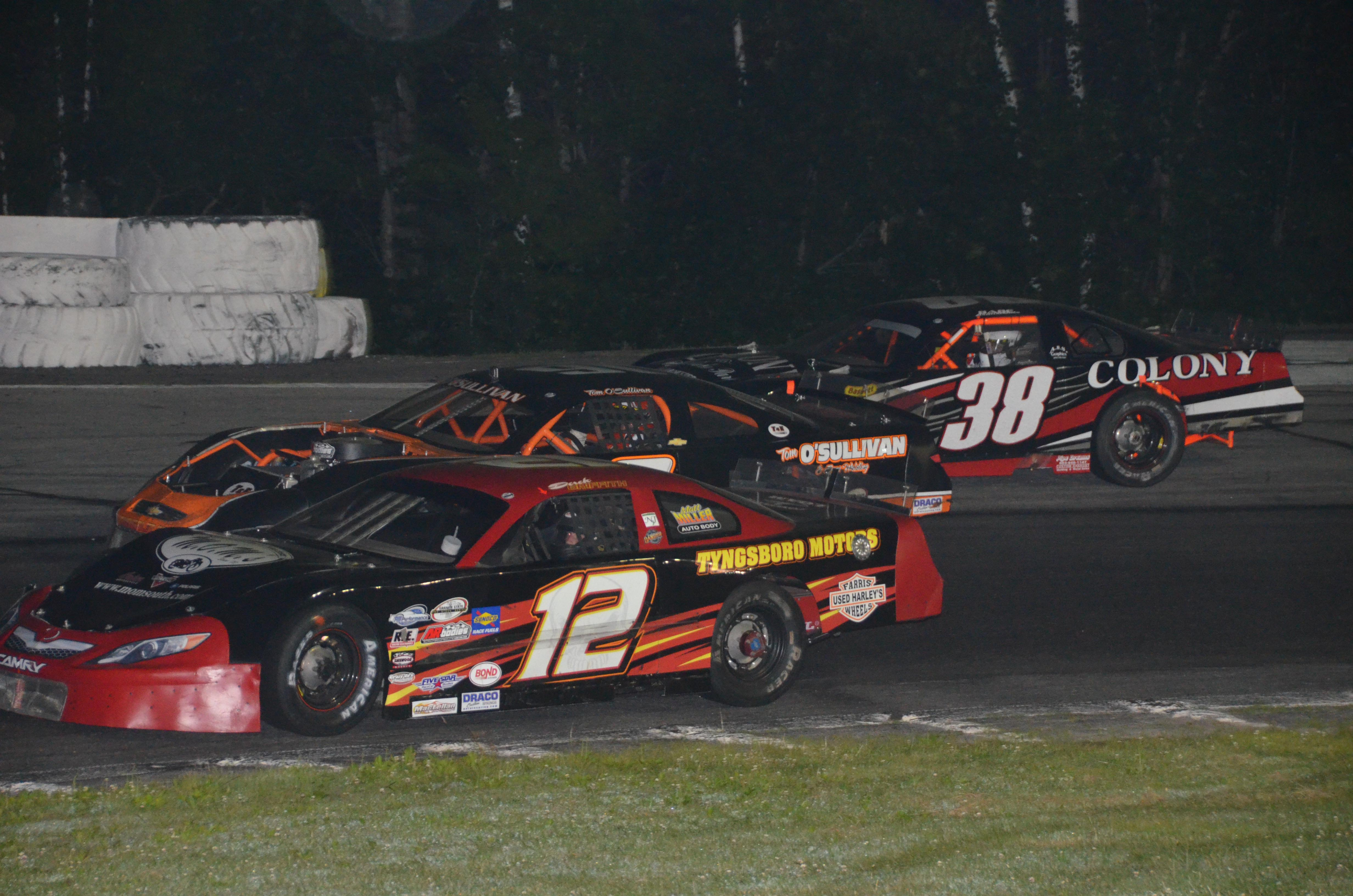 Griffith Looking To Rebound As The Granite State Pro Stock
