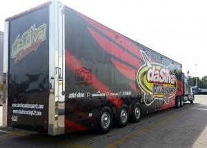 daSilva Racing Team Transporter
